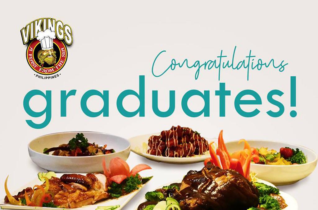 Graduate to Celebrate!
