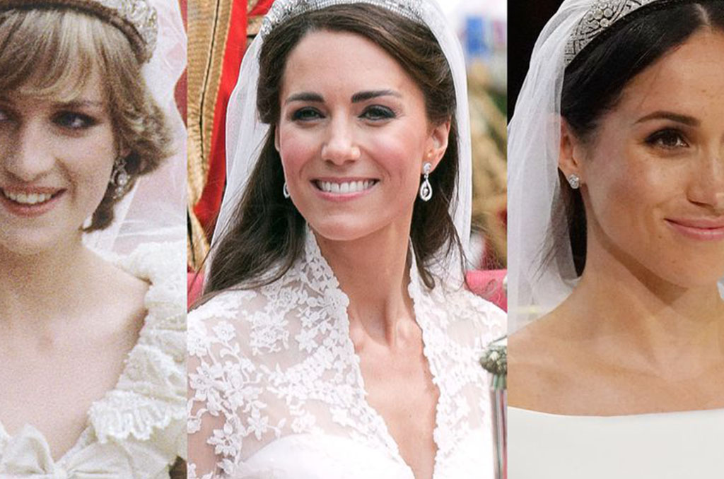 The Royal Wedding 2018: Wedding Styles Compared