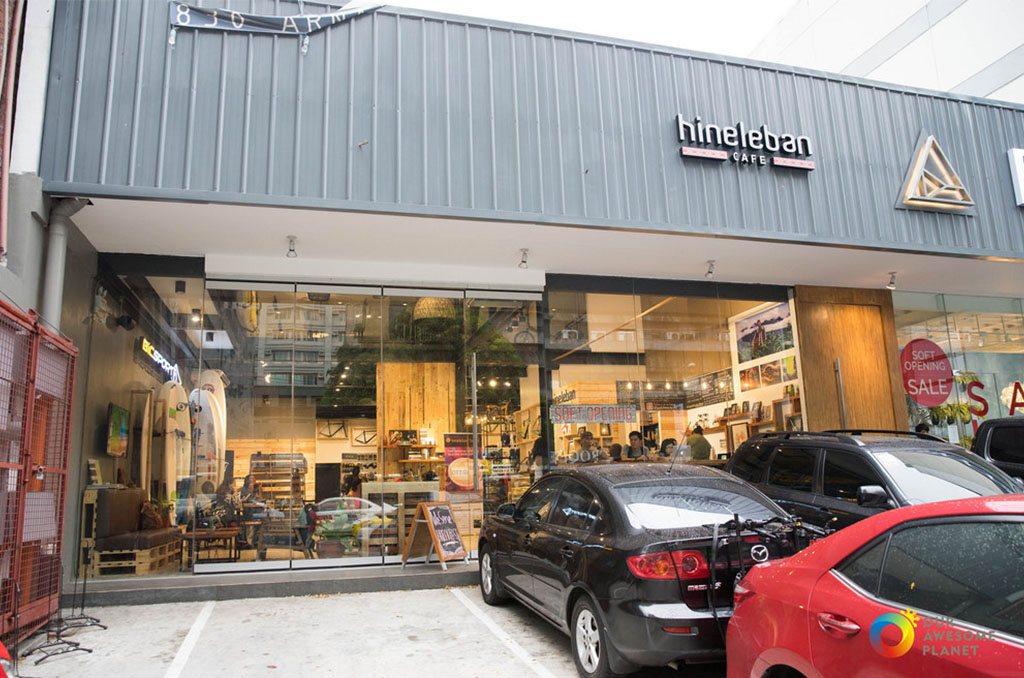 Hineleban Café: Surfs Up With Coffee Talks