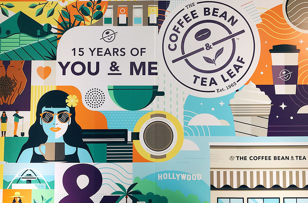 15 Years of You and Me: Coffee Bean and Tea Leaf Celebrates Their 15th Anniversary
