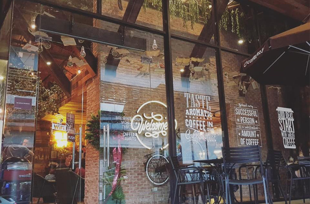 Cafes in Taft Avenue Where You Can Work & Study