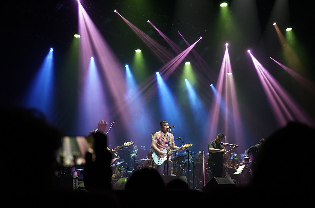 Experience a Fusion of Classical-Rock at Rockestra 2018