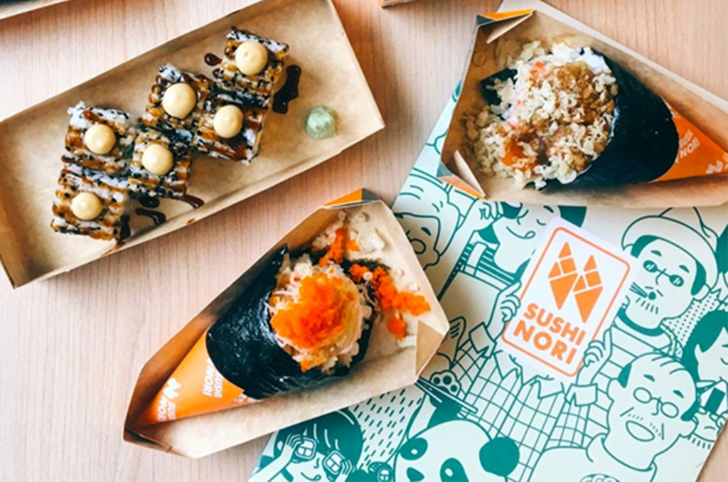Healthy Food Stalls For The Millennial On-The-Go