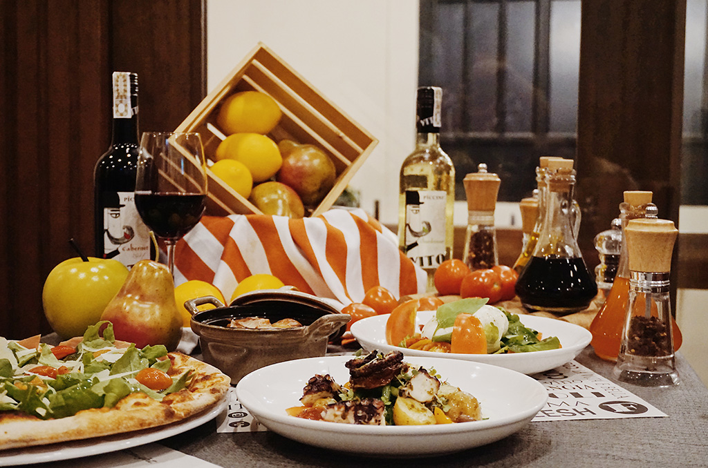 Tasting Italy Within Your Reach: Try Francesco's Kitchen in San Juan!
