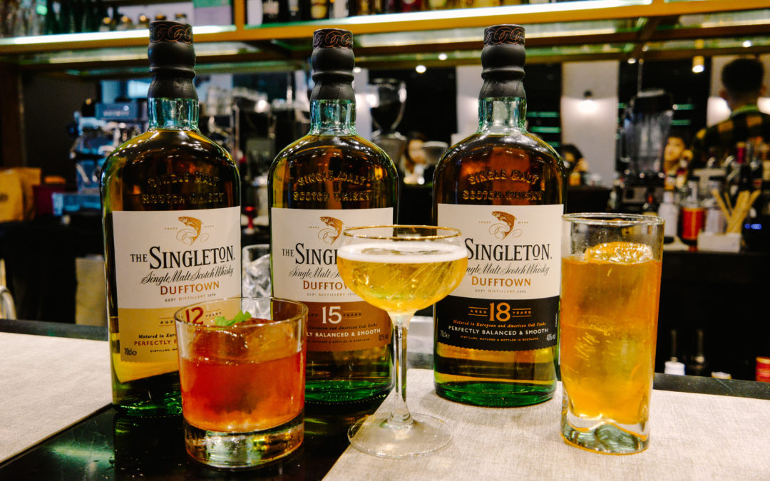Goodbye Whisky Myths, Hello Single Malts with The Singleton!