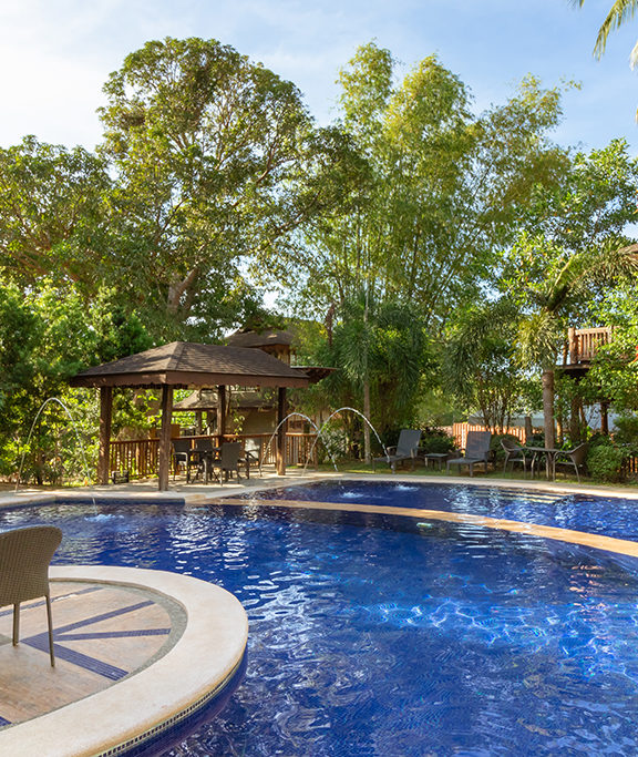 Tranquil Staycation for the Weekend at Sophia's Garden Resort