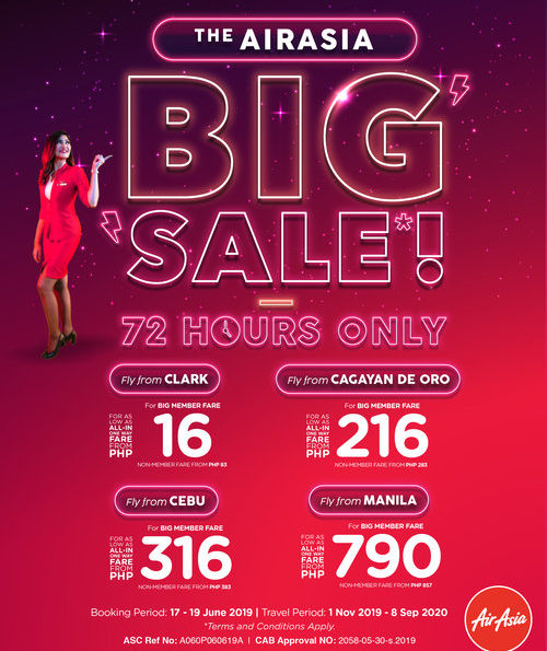 It's On: AirAsia's BIG SALE Travel Deal Frenzy!