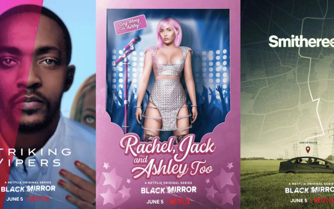 Black Mirror Season 5 Stuns Us Once Again With New Episodes: Striking Vipers, Smithereens & Ashley Too!