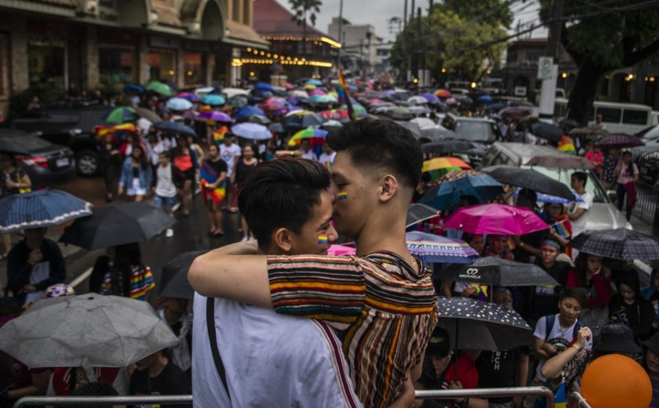 This Is What Pride Looks Like In The Philippines: 70,000 LGBTQ+ Marched!