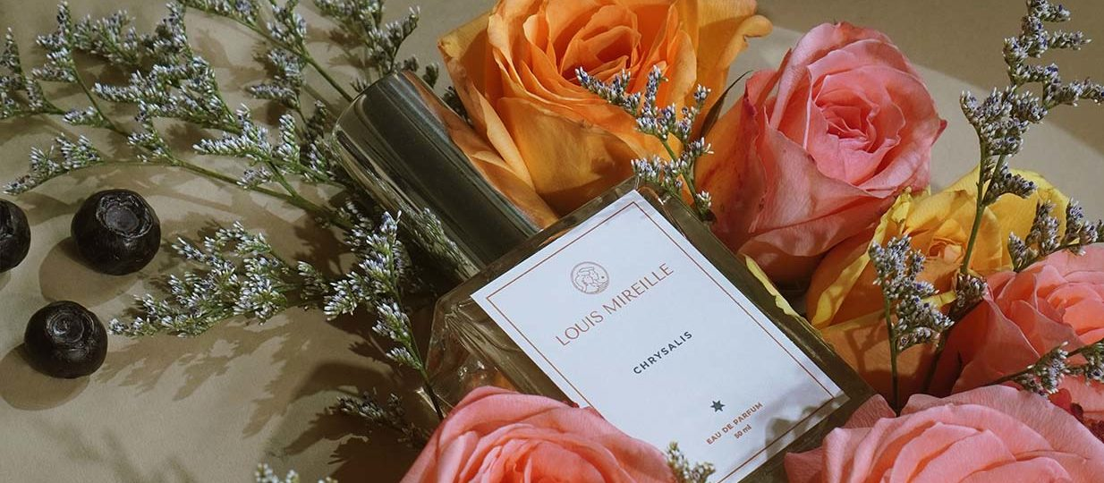 The Scent That Leaves A Statement: Louis Mireille