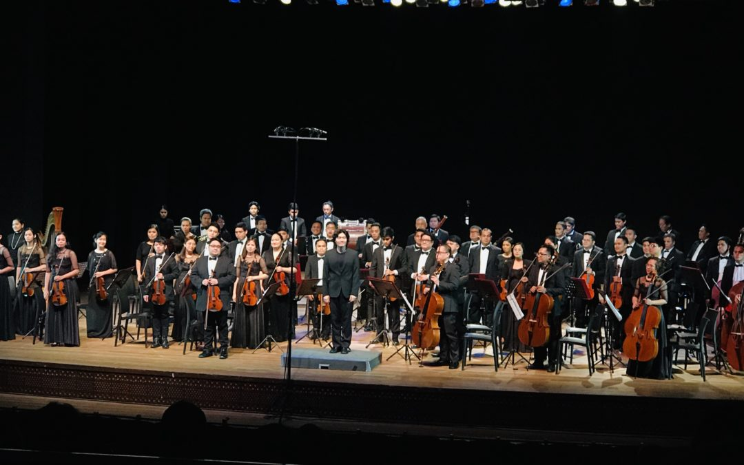 MSO, World-class Performers And International Conductor Joined Forces For A Night of Classical Music