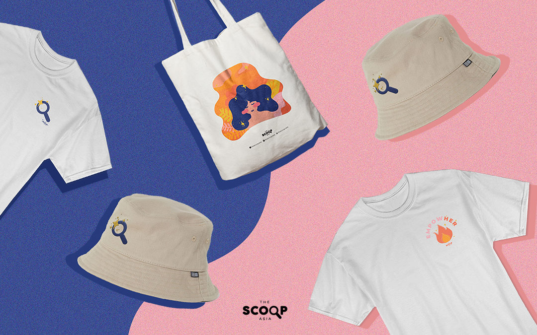 Who Run The World? Girls! — Get Your Hands on These Exclusive Women's Month Merch of The Scoop Asia