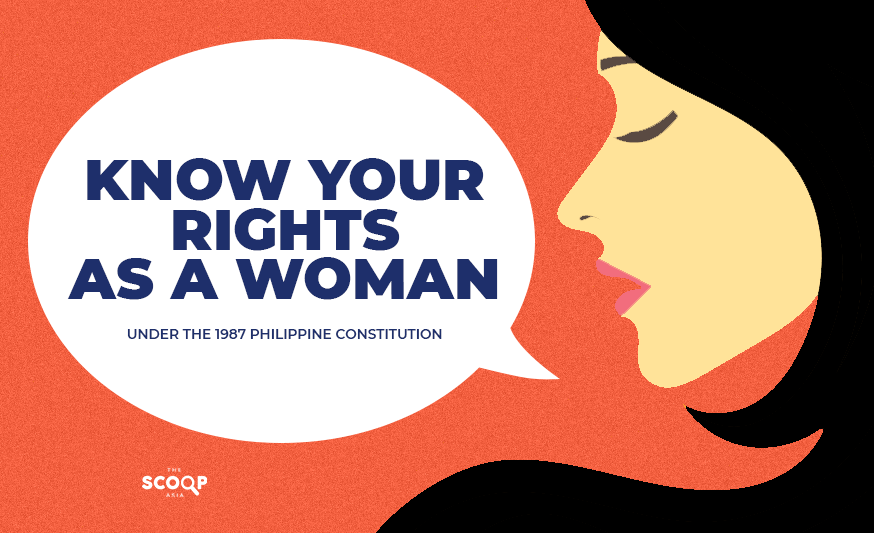 What You Need to Know About Your Rights as a Woman Under the 1987 Philippine Constitution