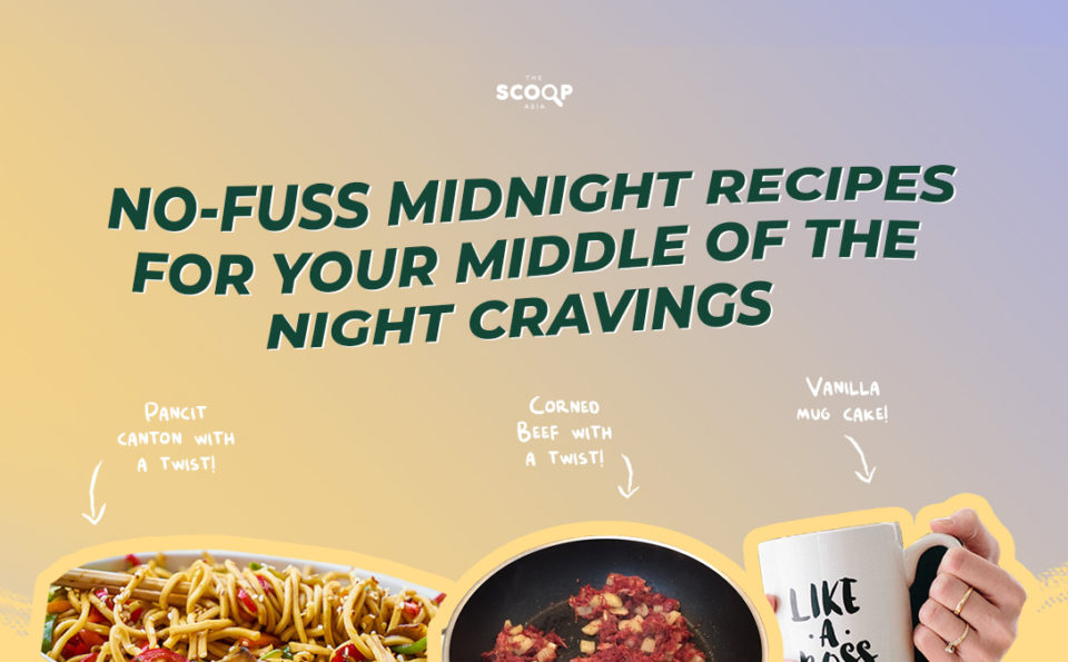 No-Fuss Midnight Snack Recipes for Your Middle of the Night Cravings