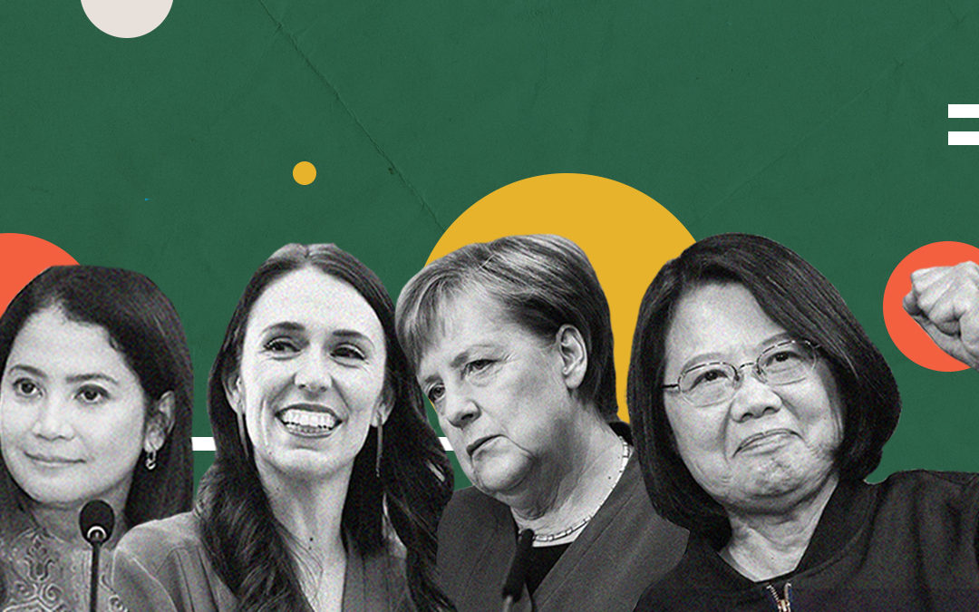 These Women Leaders Are Stepping Up to Fight COVID-19