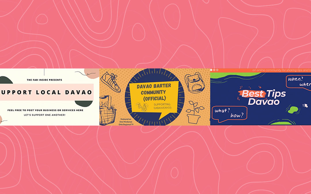 Davao Facebook Groups You Should Be a Part Of