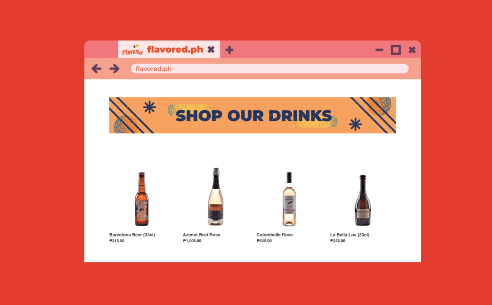 Meet Flavored: Your Online One-Stop Shop