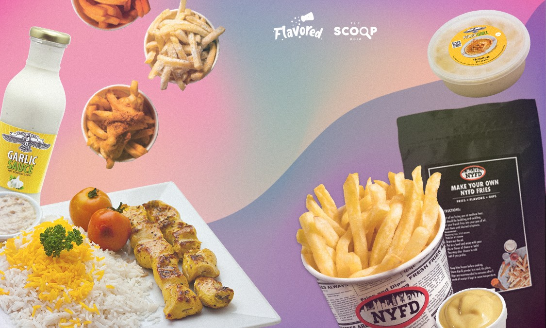 Davao and Palawan, Come Satisfy Your Quarantine Cravings With Flavored