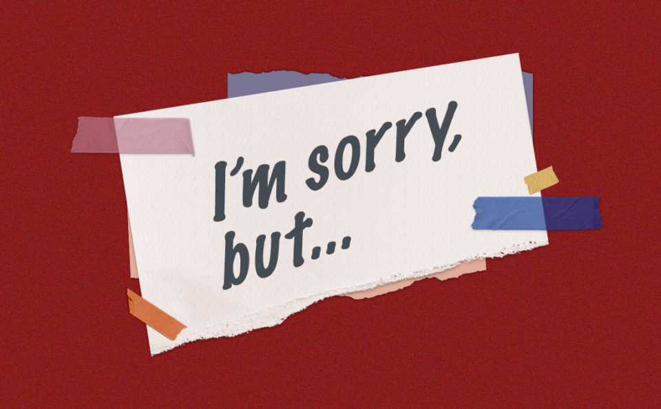 The Five Telling Signs of a Manipulative Apology